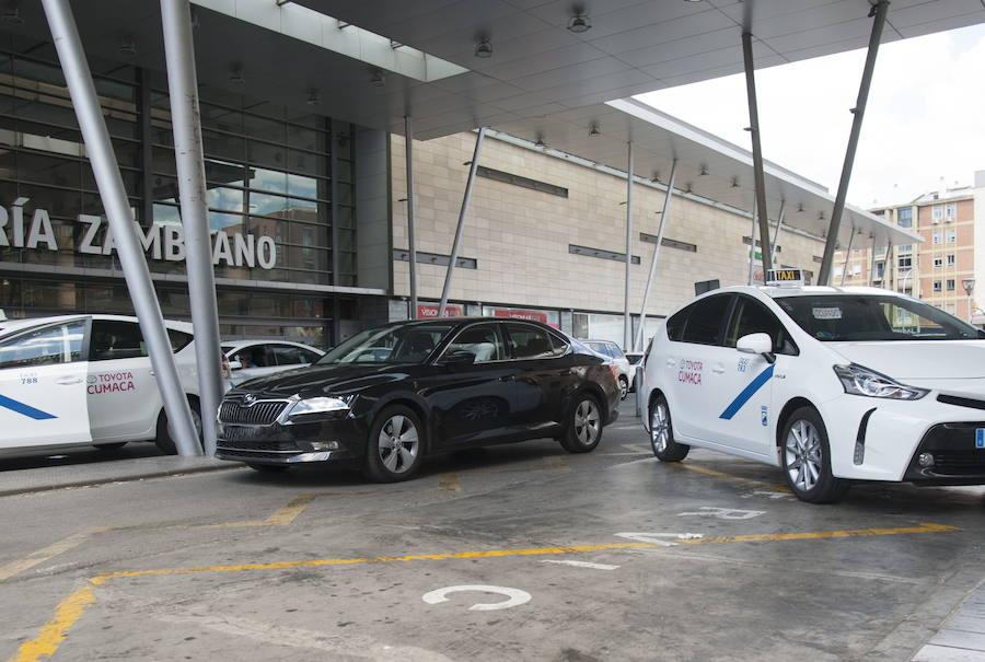 El Gobierno busca encaje legal para implantar una licencia urbana para VTC
