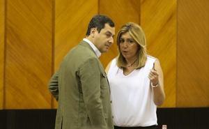 Díaz insinúa el adelanto electoral a otoño y la aprobación después del Presupuesto de 2019