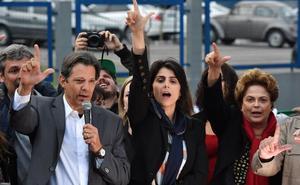 Lula desiste y cede la candidatura a Haddad