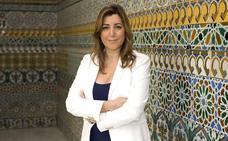 Susana Díaz esconde la fecha de las elecciones andaluzas