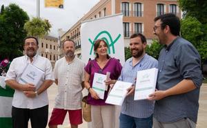 'Adelante Andalucía' presenta un borrador con 1.200 propuestas para su programa electoral