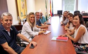 Parque Clavero y Mayorazgo piden inversión para ser el primer instituto público con bachillerato internacional de Málaga