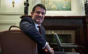 Manuel Valls hablará hoy sobre nacionalismos en un foro de SUR