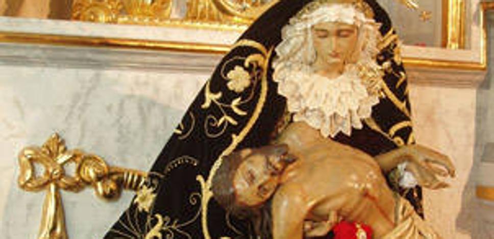 Vélez-Málaga impondrá este sábado la Medalla de Oro de la Ciudad a la Virgen de las Angustias Coronada