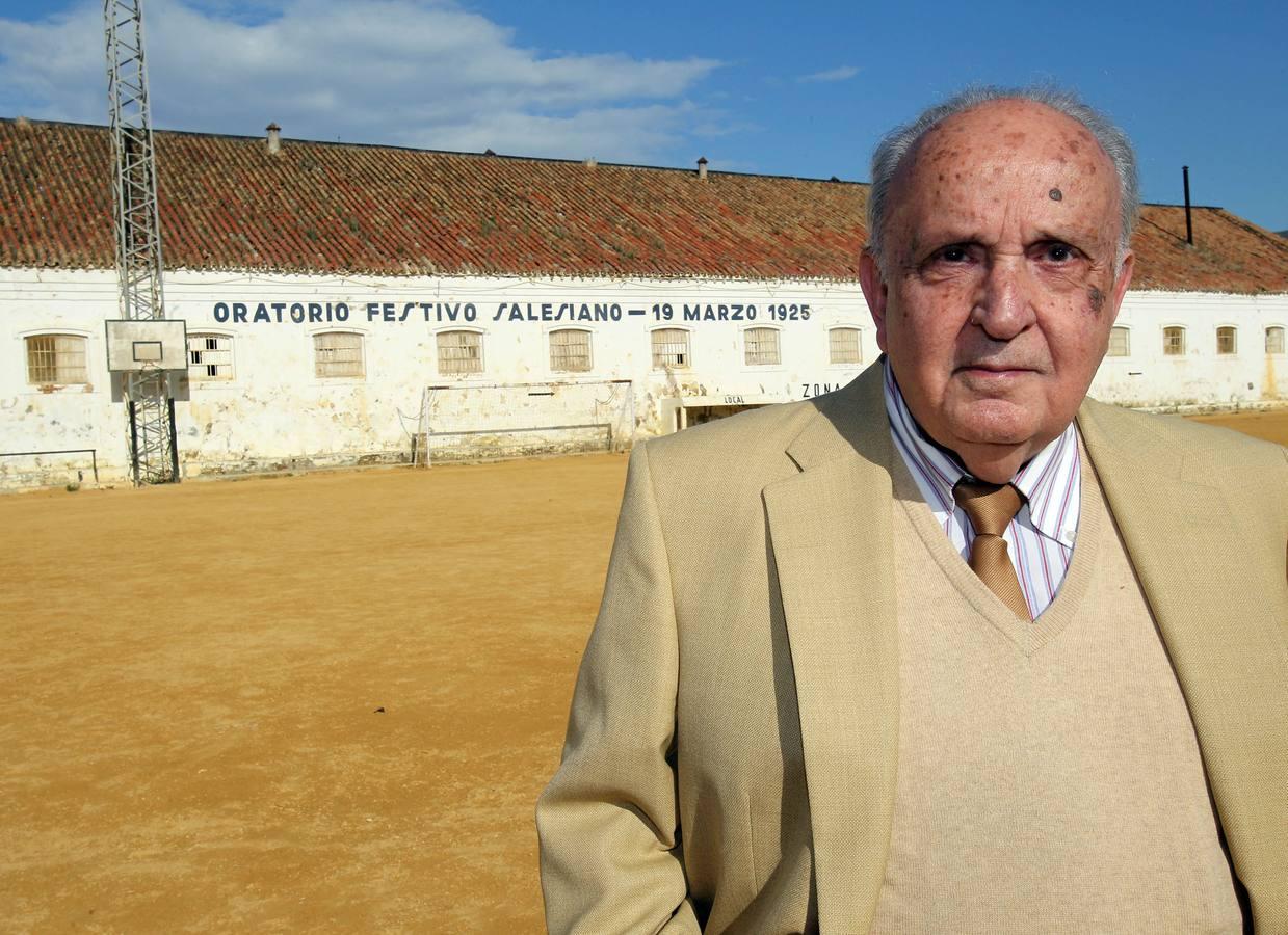 Fallece Julián Torralba, presidente histórico del Puerto Malagueño