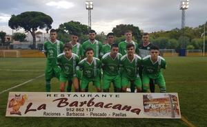 El Vázquez Cultural de Marbella se impone con claridad al Granada (3-1)