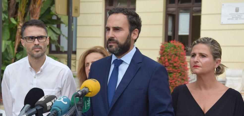 El PSOE fuerza la comparecencia del alcalde sobre el caso de Urbanismo en un pleno extraordinario
