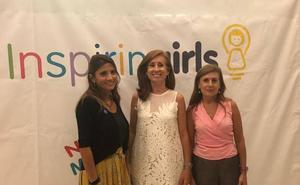 La fundación Inspiring girls combate la falta de referentes femeninos