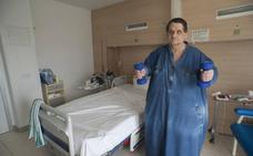 El paciente que llegó a pesar 300 kilos será operado mañana en el Clínico