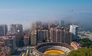 Diccionario de la meteorología en Málaga