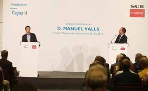 Directo | Manuel Valls aborda los nacionalismos y populismos en un foro de SUR