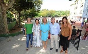 La inversión municipal en obras de mejora en colegios alcanza los 750.000 euros