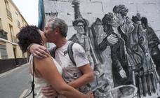 Un beso para Lagunillas, por Idígoras