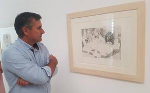 El CAC de Vélez-Málaga celebra su quinto aniversario con la exposición Picasso 'Amor y Deseo'