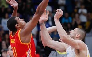 España encaja su primera derrota en la fase de clasificación
