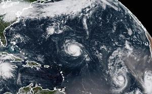 Aemet emite un aviso especial sobre el ciclón Helene y su posible incidencia en las costas españolas