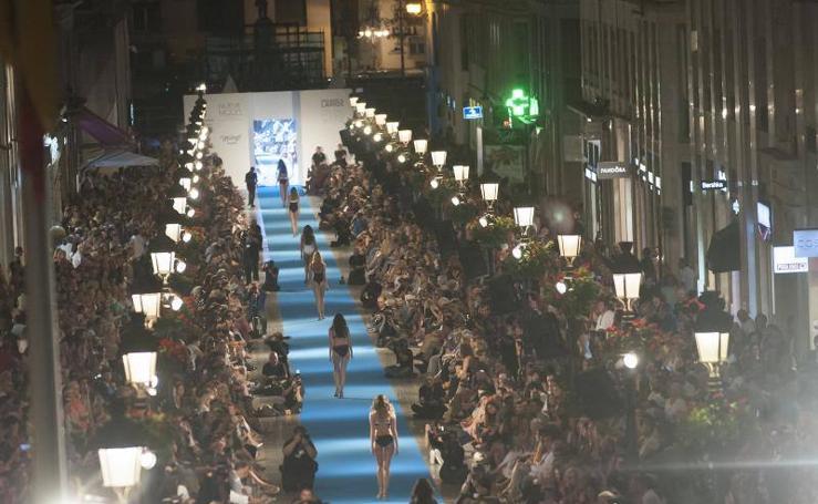 Todas las imágenes Pasarela Larios Fashion Week 2018