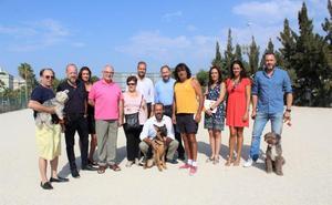 Cortijo Alto: piden mejores para el parque canino