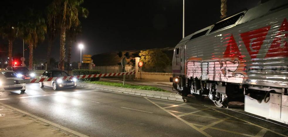 El Puerto de Málaga busca empresas para llevar sus productos por tren a Madrid