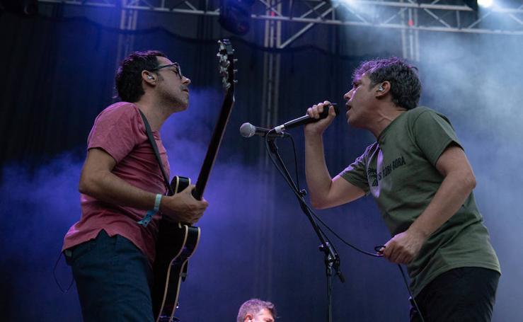 Así ha sido el Oh, See!, el festival malagueño para indies con canas