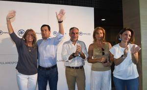 Juanma Moreno apela al voto de la tercera edad para acabar con 40 años de socialismo en Andalucía