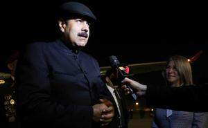 La OEA no descarta una «intervención militar» en Venezuela para «derrocar» a Maduro