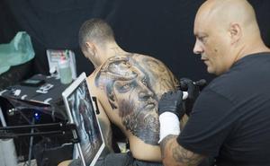 Fiebre por los tatuajes en Málaga