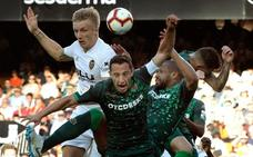 La falta de gol condena a Valencia y Betis