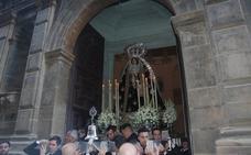 La Esclavitud Dolorosa y Dolores del Puerto de la Torre procesionan con sobresaltos