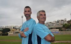 Álvaro Fernández y Paco Gallardo: una unión de referentes malagueños