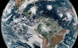 Aemet emite un nuevo aviso sobre el ciclón Helene y su posible incidencia en España