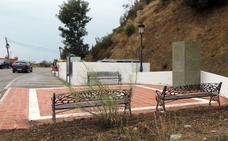 Ojén mantiene una plaza que rinde homenaje a Juan Hoffmann, a quien se vincula con los nazis