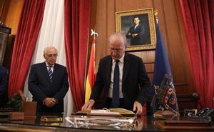 Melilla y Málaga colaborarán en materia cultural, turística y tecnológica
