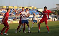 El Marbella logra una goleada de equipo