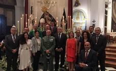Vélez-Málaga impone la Medalla de Oro a la Virgen de las Angustias Coronada