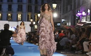 El 'street style' se une a la alta costura en la Pasarela Larios