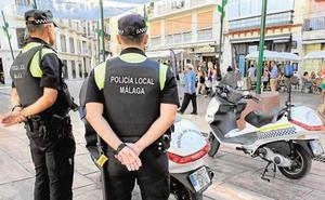 Detenida en El Palo por intentar apuñalar con una navaja a la actual pareja de su ex