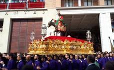 Directo | Sigue la procesión extraordinaria del Señor de la Pollinica por su 75º aniversario