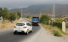 De camino a carretera