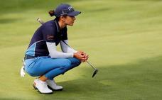 Azahara Muñoz, con buenas sensaciones para el Mediterranean Ladies Open
