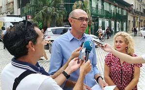 IU-Málaga para la Gente vuelve a exigir medidas para acabar con la masificación y los problemas de ruido del centro