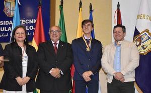 Un malagueño gana el oro en las olimpiadas iberoamericanas de biología