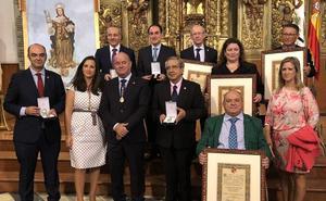 Antequera entrega las Distinciones de Honor en el Día de la Ciudad y Santa Eufemia