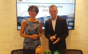 La Operación Paso del Estrecho crece un 45% en Málaga