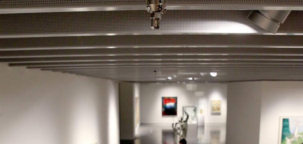Los cortafuegos de los Museos de Málaga