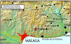Registrado un terremoto en Totalán tras los dos seísmos de ayer en Fuengirola