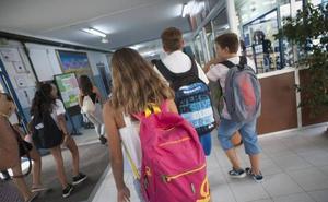 El comienzo de curso en Secundaria y FP, marcado por la polémica en Teatinos y Rincón