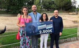 Un equipo de la Universidad de Málaga gana el Zoohackaton Spain