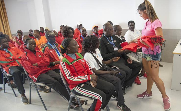 Homenaje y reconocimiento al atletismo keniano