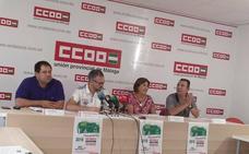 Comisiones Obreras plantea la creación de una mesa de movilidad en el aeropuerto de Málaga